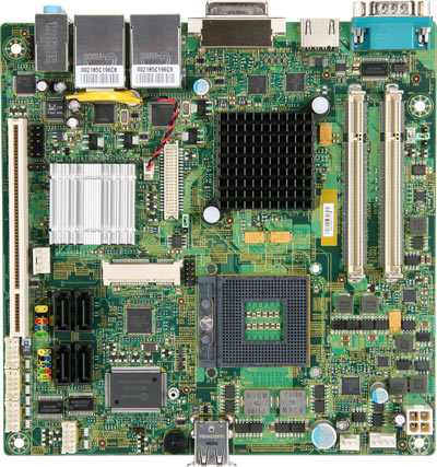 Mini-ITX Motherboard IM-GM45-D